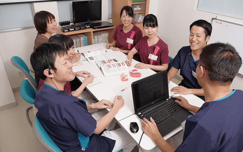 研修カリキュラム・実習、症例検討会