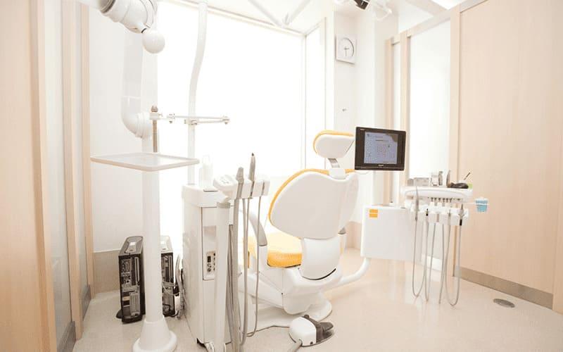 井口歯科の診療室